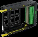 Držáky eurokaret / Ovládací moduly