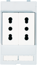 Modlink MSDD - zasuvkovy modul