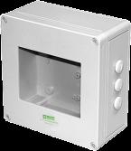 Modlink MSDD - dvojity plastovy box