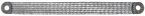 Zemnici pasek, 6mm2, delka 300mm