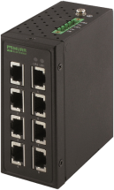 Tree 8TX Metall - Unmanaged switch - 8 portu
