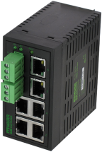 Tree 6TX Eco - Unmanaged Switch - 6 portu