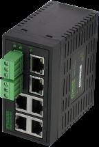 Tree 6TX Eco - Unmanaged Switch - 6 portu