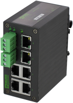 Tree 6TX Metall - Unmanaged Switch - 6 portu