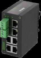 Tree 6TX Metall - Unmanaged Switch - 6 portu