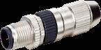 MOSA M12 M primy, 4pin, 0,14…0,34mm2,