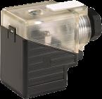 MOSA ventilovy konektor typ A 18mm