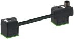 2 ventil. k. typ A 18mm / M12 M nahoru