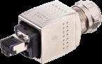 Konektor Push Pull RJ45 M primy