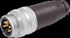 MOSA 7/8'' M primy, 5pin, 6…9,5mm