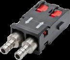 ACS - IP20 SCRJ POF - konektor