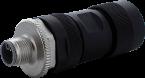 Konektor M12 M primy -  L-kodovani