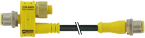 T-kus M12 M 4p /M12 M 2p + M12 F 8p - AIDA safety