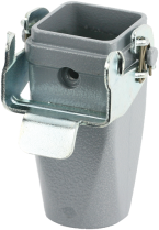A3 Coupling h., low profile, IP65