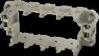B16 frame (female) for 4 modules