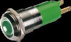 LED indikator - zelena