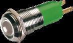 LED indikator - bila