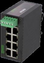 Tree 8TX Metall - Unmanaged Switch - 8 portu
