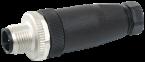 MOSA M12 M primy, 5pin, 6…8mm,