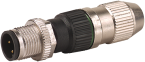 MOSA M12 M primy, 4pin, 0,25…0,5mm2,