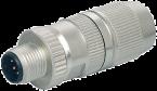 MOSA M12 M primy, 4pin, D-kodovani