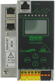 Gateway EtherCAT AS-i, 2 Master, Spec. 3.0
