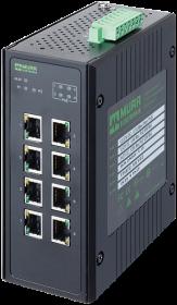 TREE 8TX 4PoE 1SFP GE - nespravovany switch