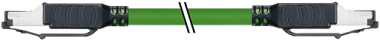 RJ45 M primy / RJ45 M primy - Ethernet