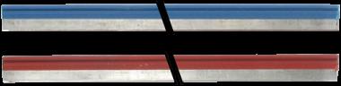 ACS - MICO Pro mustkovy set 1x modry, 1x cerveny