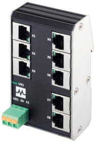 Xenterra 8TX - nespravovany switch