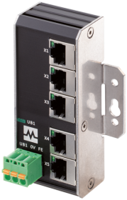 Xenterra 5TX WM - nespravovany switch