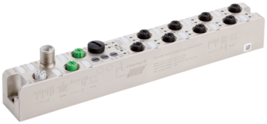 SOLID67 Profinet a Ethernet/IP, IOL8