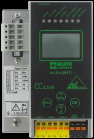 Gateway CC-Link/AS-i, 1 Master, P24