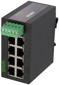TREE 8TX GE metal - Unmanaged Switch