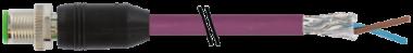 M12 M primy / volny konec - B-kodovani