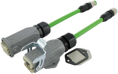 Cube67 FSC Complete Connector