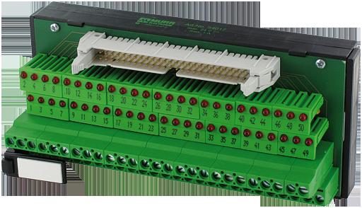 UFL 10 L - pasivni modul, 24 VDC / 1 A