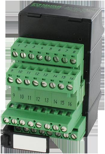 LUGS 16 - pasivni modul