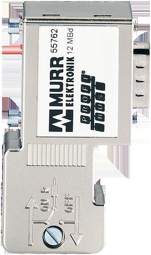 ACS - Profibus konektor, 390&220 Ohm
