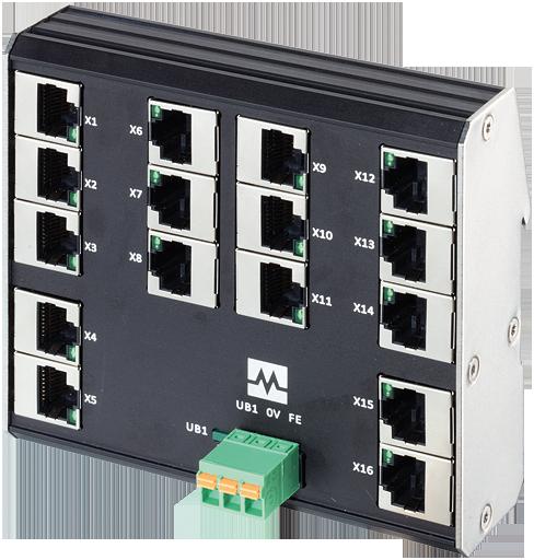 Xenterra 16TX - nespravovany switch