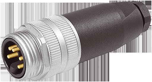 MOSA 7/8'' M primy, 5pin, 6…8mm
