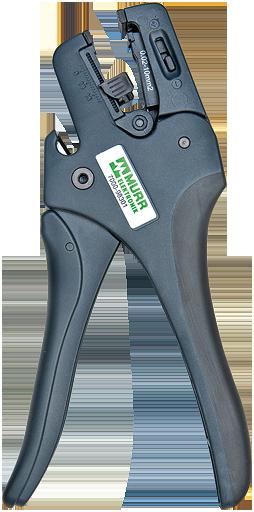 Stripping plier straight 0.02-10 mm²
