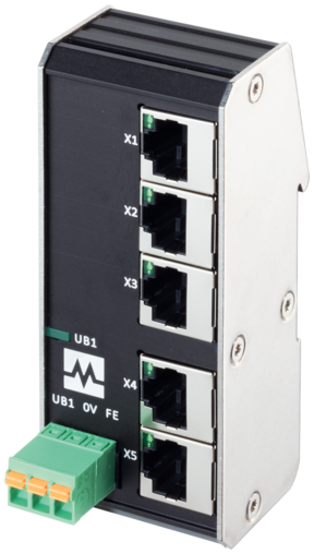 Xenterra 5TX - nespravovany switch