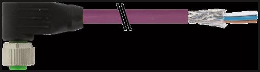 M12 F uhlovy / volny konec