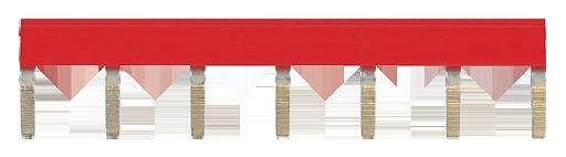 ACS - propojovaci mustek cerveny