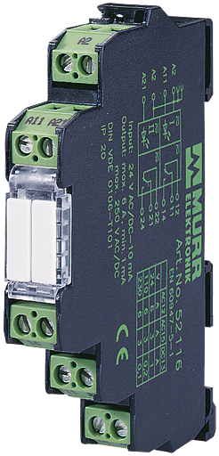 MIRO 12,4 - rele - 12,4mm