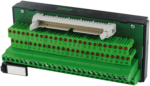 UFL 26 L - pasivni modul, 24 VDC / 1 A