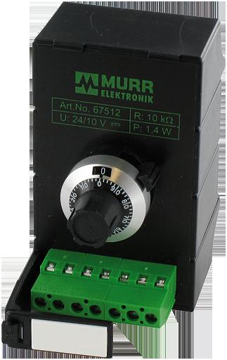 MPOT 5K-Ohm/10stupnovy