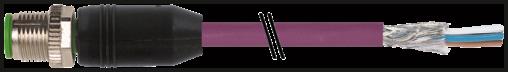 M12 M primy / volny konec