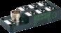 M12 DISTRIBUTOR BOX 6-WAY, 5-POLE, W/O LED, CNOMO